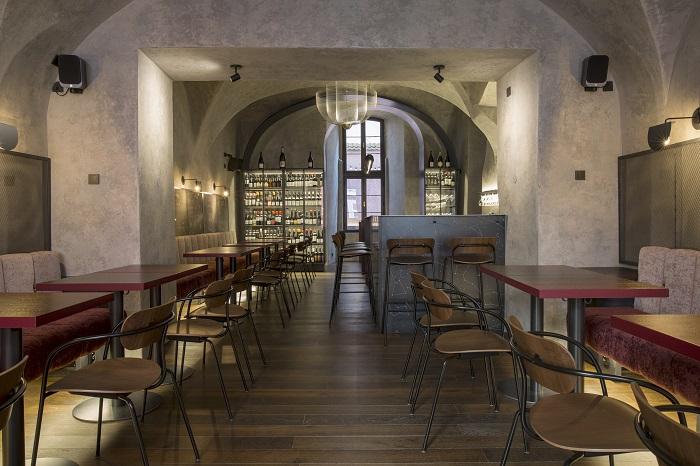 Interiér baru Autentista vytvořilo architektonické studio FormaFatal, zdroj: Autentista.