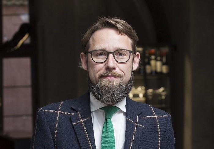 Bogdan Trojak, spoluzakladatel sdružení Autentisté, zdroj: Autentisté