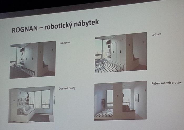 Ikea sleduje trendy v bydlení a například v Hongkongu nyní testuje robotický nábytek Rognan, který se dá měnit podle dispozic daného prostoru, foto: MediaGuru.cz