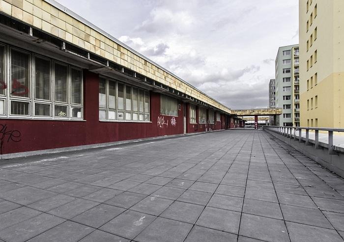 Stav před rekonstrukcí, původně zde byla také nákupní galerie, zdroj: TTP Invest