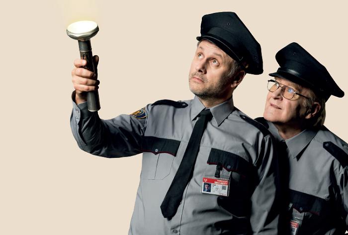Igor Chmela a Jan Vlasák v reklamě Generali Česká pojišťovna, zdroj: Generali Česká pojišťovna