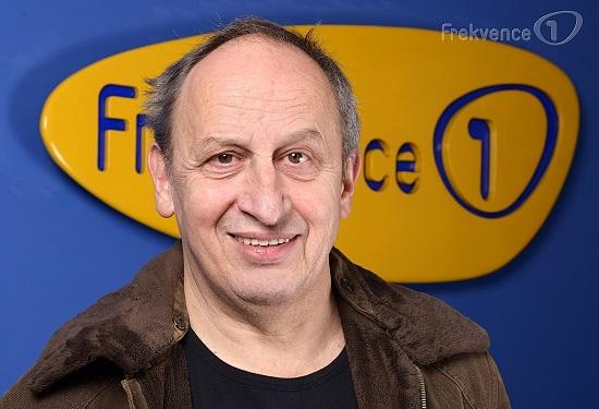 Jan Kraus, foto: Frekvence 1
