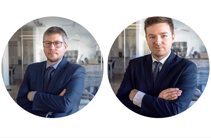 Komunikační tým společnosti Huawei tvoří Pavel Košek a Tomáš Kolder, zdroj: Huawei.