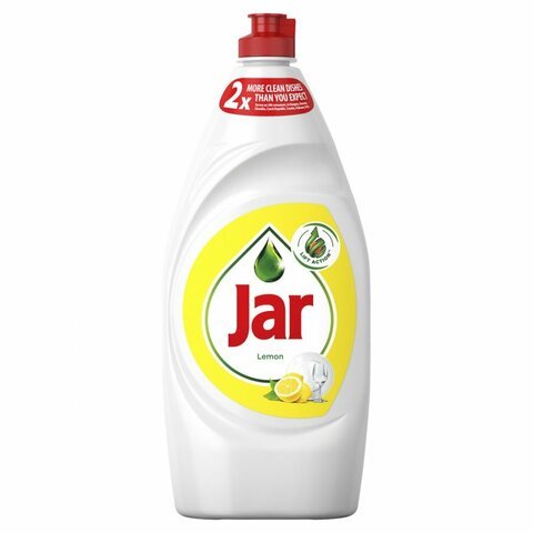 Dlouhodobě nejoblíbenější je z nabídky Jaru varianta Lemon s citrusovou vůní, zdroj: P&G.