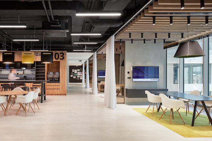 Deloitte CR –autor: Atelier Kunc architects, zdroj: Kancelář roku