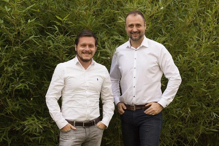 Jan Vidím a Daniel Kafka, zdroj: Knowlimits