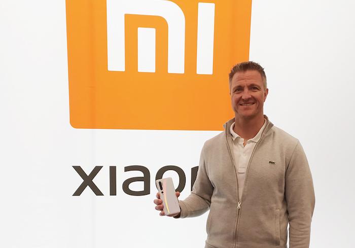Ralf Schumacher v Praze podepsal smlouvu o partnerství se značkou Xiaomi, zdroj: Xiaomi.