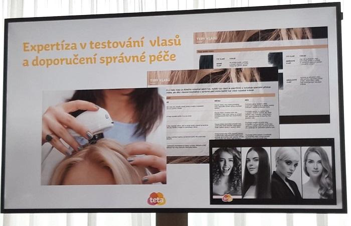 48 % lidí si údajně kupuje nevhodný šampon, poradenství od Drogerie Teta by jim mělo pomoci to změnit, foto: MediaGuru.cz