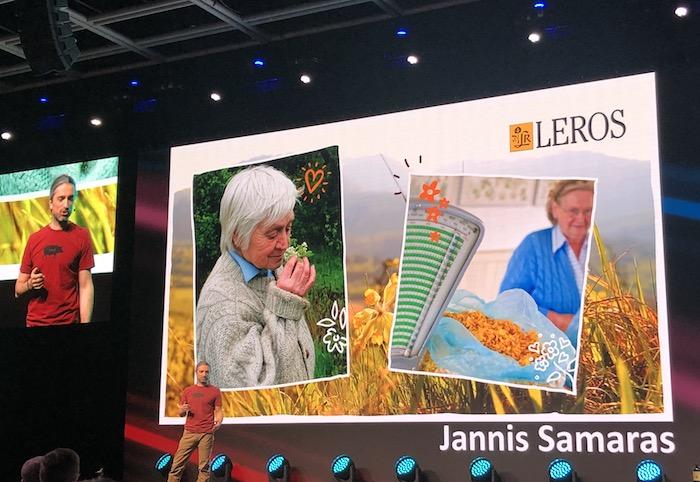 Jannis Samaras z Kofoly na letošním Retail Summitu, foto: MediaGuru.cz