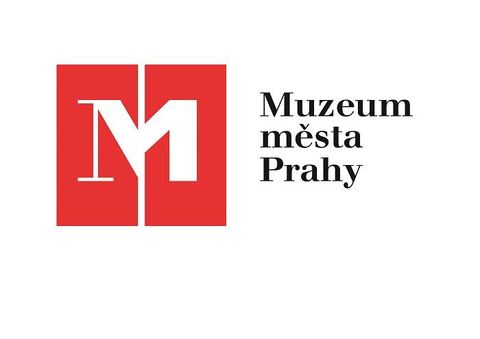 Nové logo Muzea města Prahy