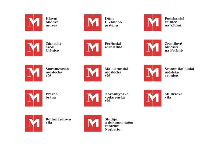 Objekty Muzea  města Prahy