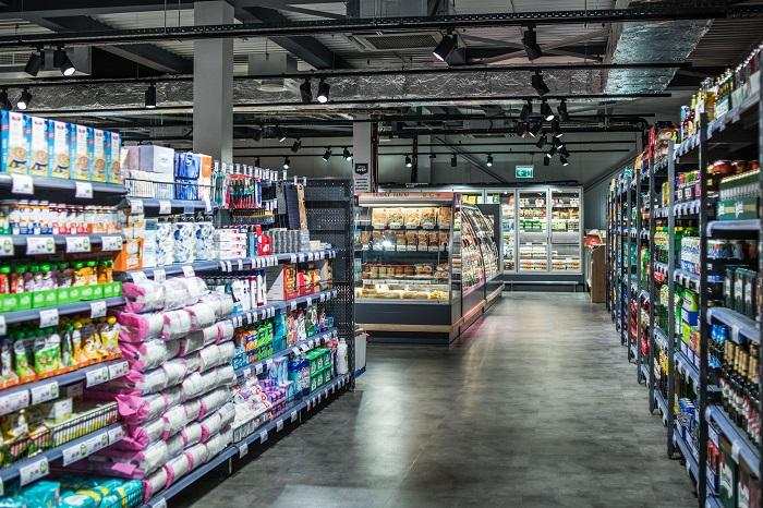 Globus ve své prodejně Fresh nabídne čerstvé potraviny i základní drogerii, zdroj: Globus.