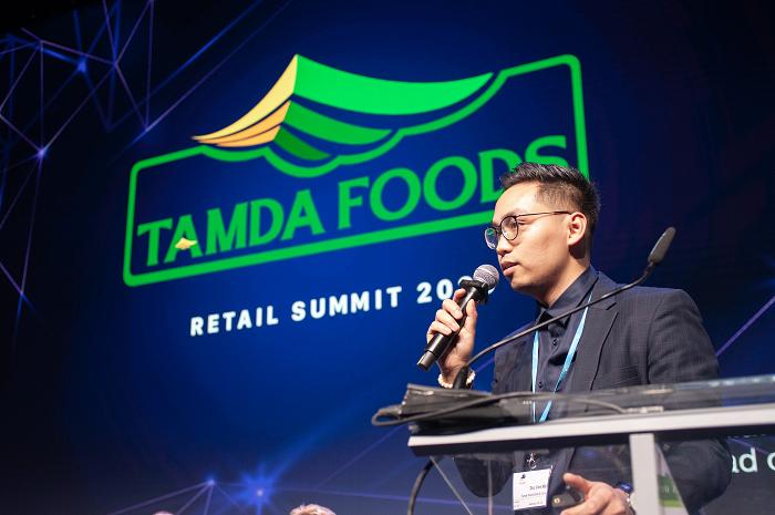 Mai Viet Duc, marketingový manažer společnosti Tamda Foods, zdroj: Blue Events