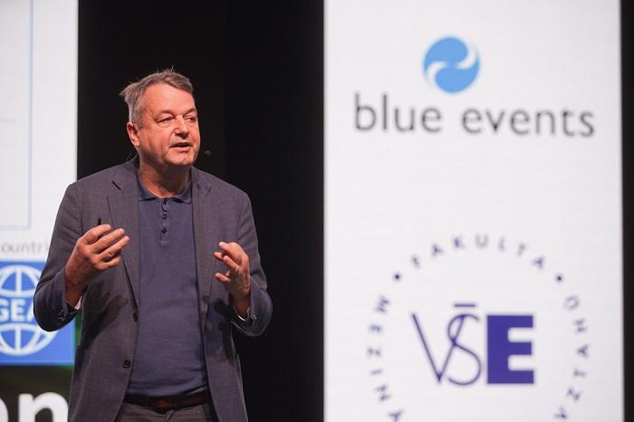 Wijnand Jongen radí lokálním retailerům, aby spolupracocali, klidně i s lokální konkurencí, zdroj: Blue Events
