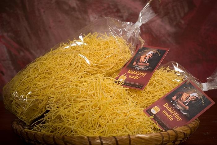 Značku Babiččiny nudle koupil se společníkem v roce 2005, zdroj: Druid CZ.