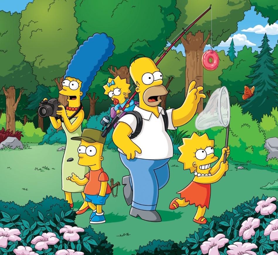Simpsonovi, foto: FTV Prima