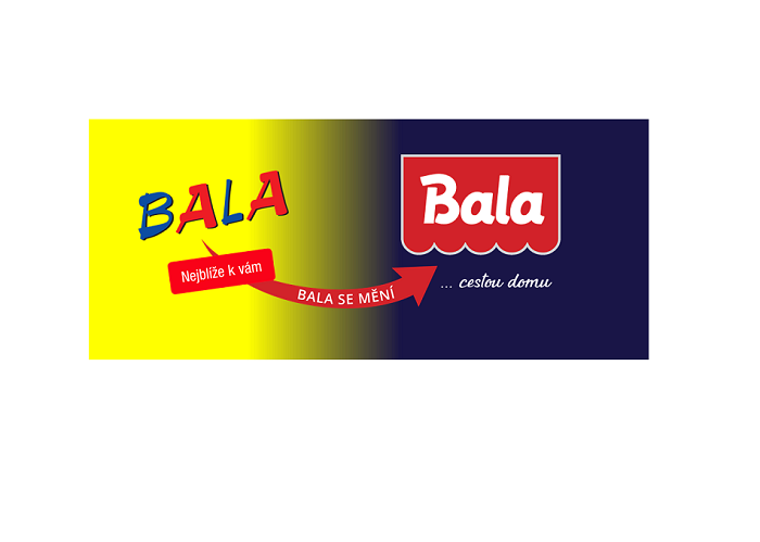 Po 25 letech přišel čas na změnu loga a claimu, zdroj: Bala