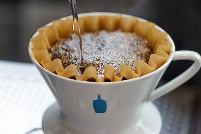 V Blue Bottle Coffee získalo Nestlé 68% podíl.