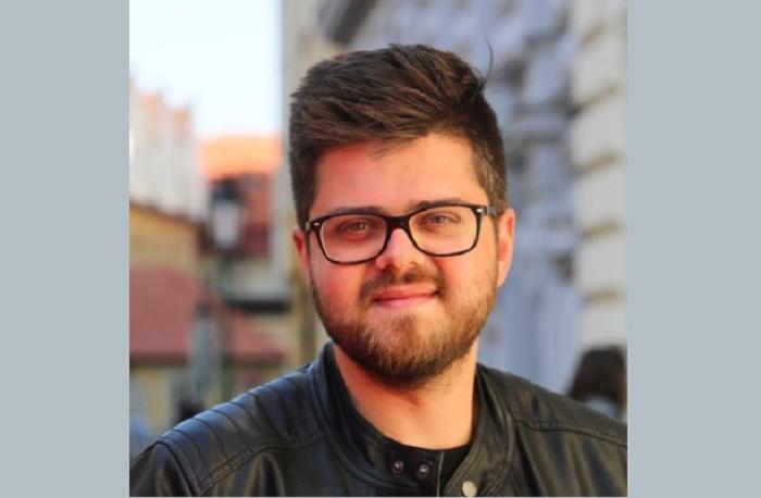 Vladan Vaněk, zdroj: Twitter účet Vladana Vaňka