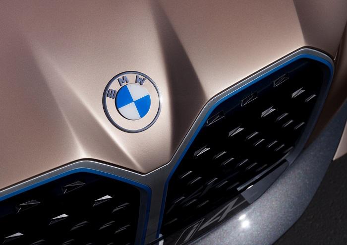 Nové logo BMW, zdroj: BMW