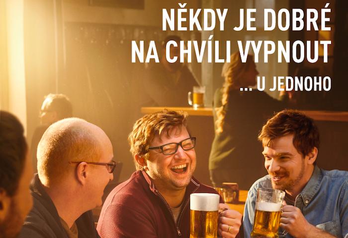 Výřez z klíčového vizuálu aktuální kampaně značky Gambrinus, zdroj: Plzeňský Prazdroj