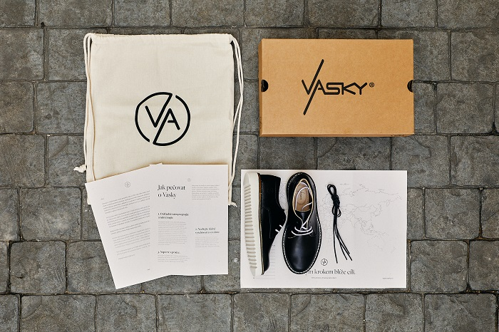 Ukázka packagingu bot Vasky, zdroj: Vasky