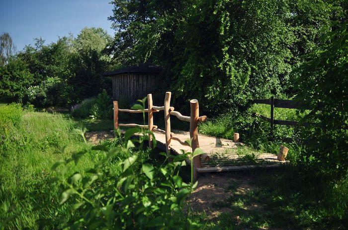 Zahrada je návštěvníkům celoročně přístupná, její součástí je i kořenová čistička odpadních vod, zdroj: Nobilis Tilia.