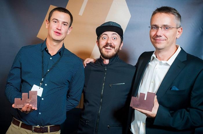 Michal Pastier (uprostřed), foto: AKA