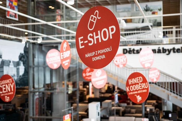 E.shop provozuje Asko deset let a v období koronavirové krize je to hlavní prodejní kanál, zdroj: Asko - Nábytek