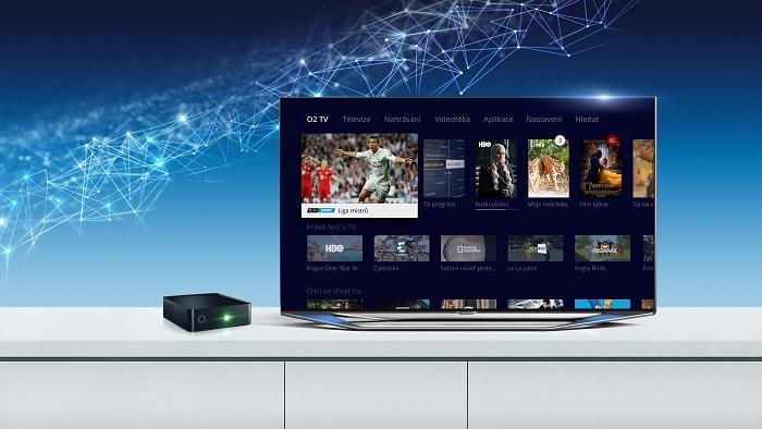 O2 TV, foto: O2