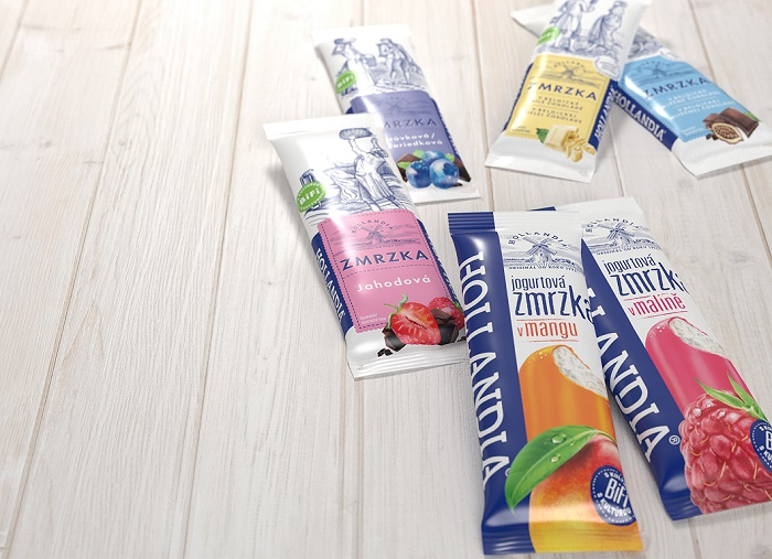 Zmrzliny prodává Hollandia tři roky a letos přidá tři nové příchutě, zdroj: Hollandia