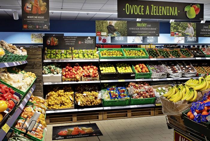 U některých druhů ovoce je poptávka i dvojnásobná, zdroj: Penny Market