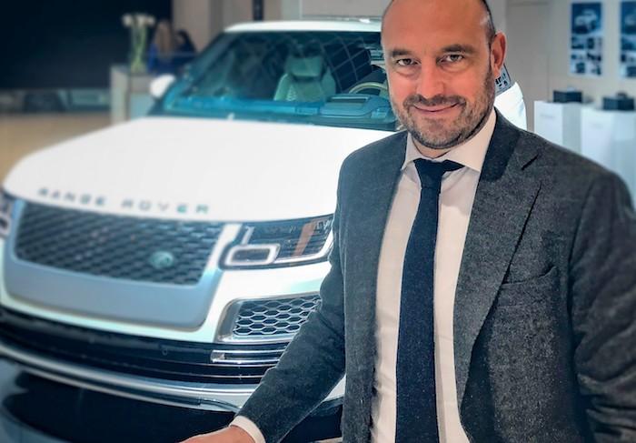 Felix Wannemacher, zdroj: Jaguar Land Rover