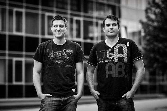 Martin Čelikovský a Kamil Foltin, foto: R2B2