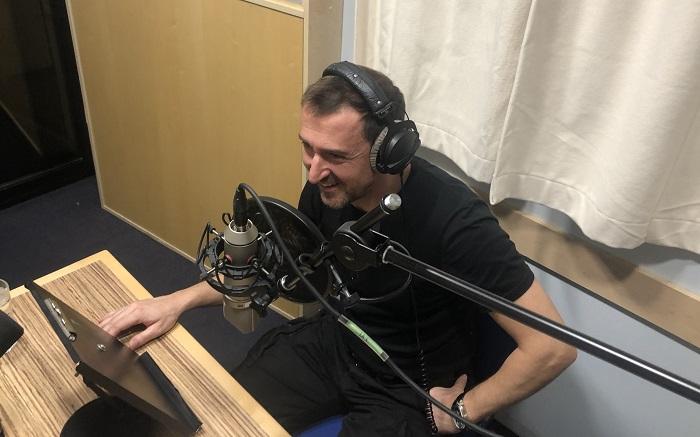 Martin Hofmann, zdroj: Active Radio