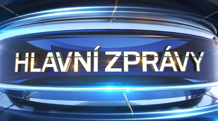 Hlavní zprávy - logo pořadu