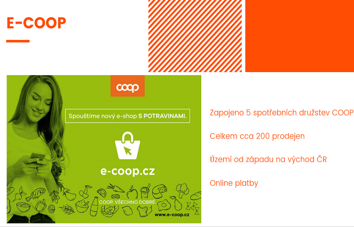 Krize uspíšila spuštění e-shopu COOP, zdroj: Lukáš Němčík, COOP