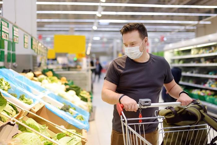 Nákupní zvyklosti se změnily, transakce údajně poklesly o 25 %, lidé nakupují v kamenných prodejnách méně často, zdroj: Shutterstock