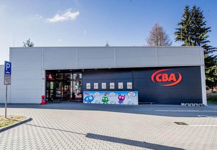 Družstvo remodeluje okolo 25 prodejen ročně, zdroj: CBA CZ.