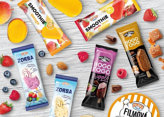 Alimpex uvádí letos pod značkou Polárka na trh šest novinek, zdroj: Alimpex Food