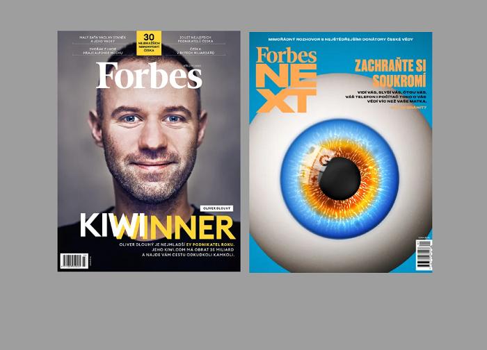 Forbes chce dál růst v digitálu, hledá redaktory i obchodníky