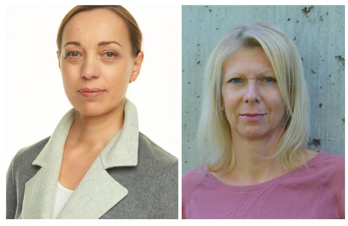 Sonia Slavtcheva & Daniela Razimová, zdroj: Rohlík.cz
