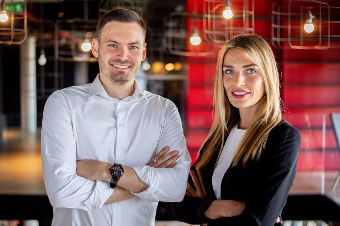 Michal Majnuš & Barbora Kolečářová, zdroj: Adexpres