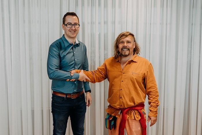 Martin Hájek a Petr Vachler, zdroj: Livesport