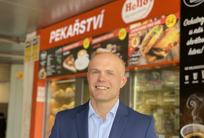 Martin Petřík, zdroj: Hello/Lagardere Travel Retail