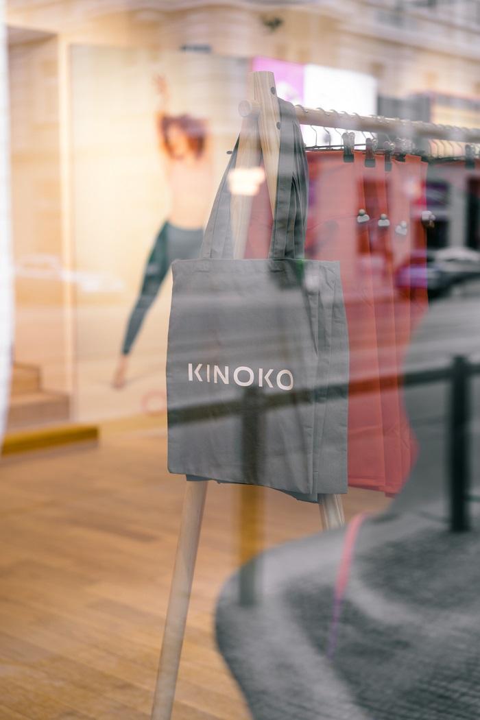 V prodejně plánuje značka pořádat lekce jógy i tematické přednášky, zdroj: Kinoko.