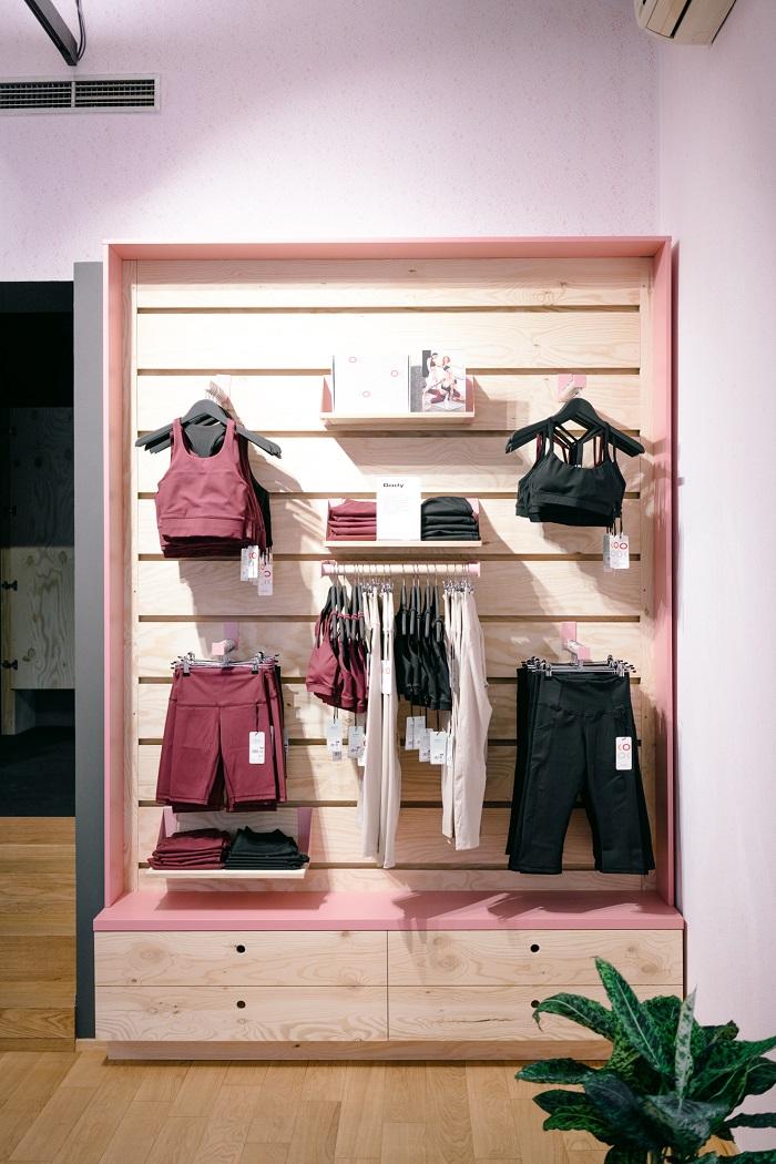 Kinoko nabízí sportovní oblečení pro ženy, v plánu má však i kolekci pro muže či dívky, zdroj: Kinoko.