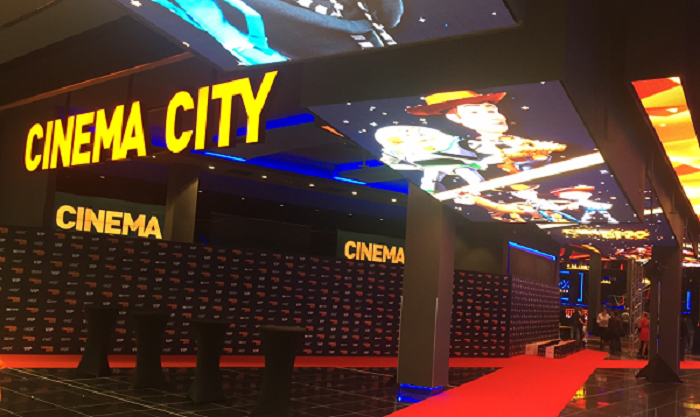 Zdroj: Cinema City