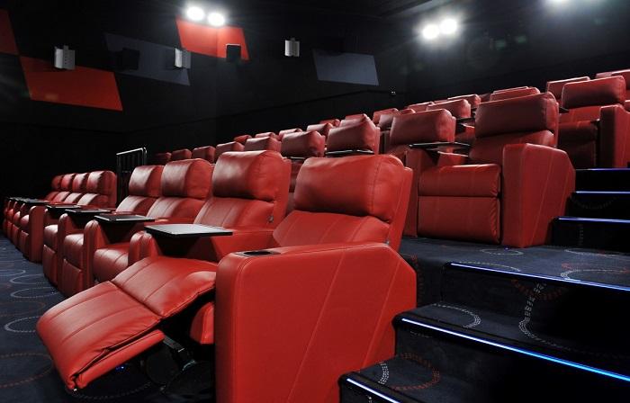 Sál VIP, foto: Cinema City