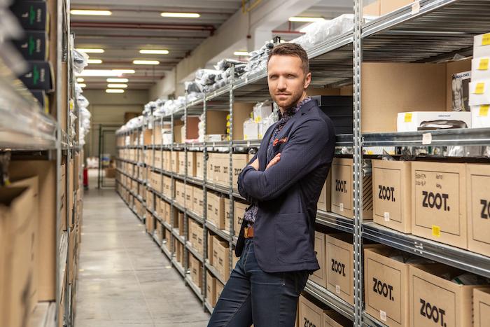 Nový CEO ZOOTu Milan Polák, foto: Ivan Mladenov